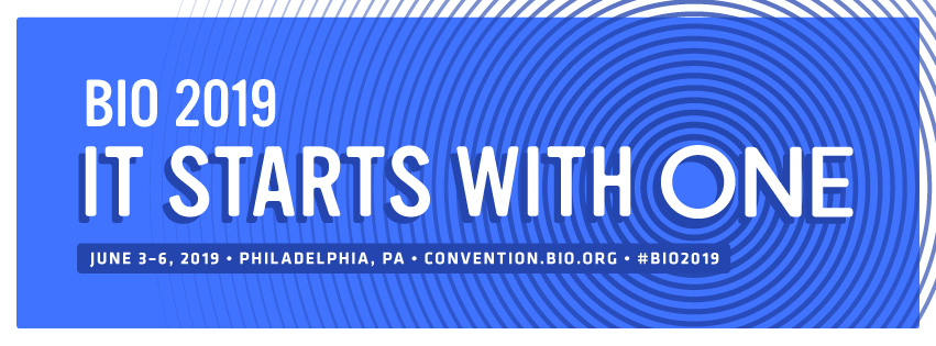 Meet our CEO and Head of Marketing @ BIO2019 in Philly
