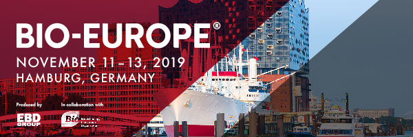 Meet our Founder @Bioeurope 2019 in Hamburg