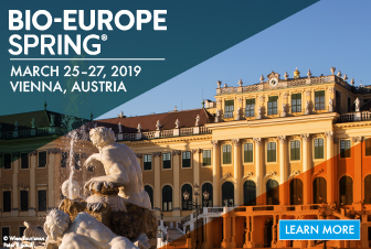 Meet our CEO and Head of Marketing @ Bio-Europe Spring 2019 in Vienna